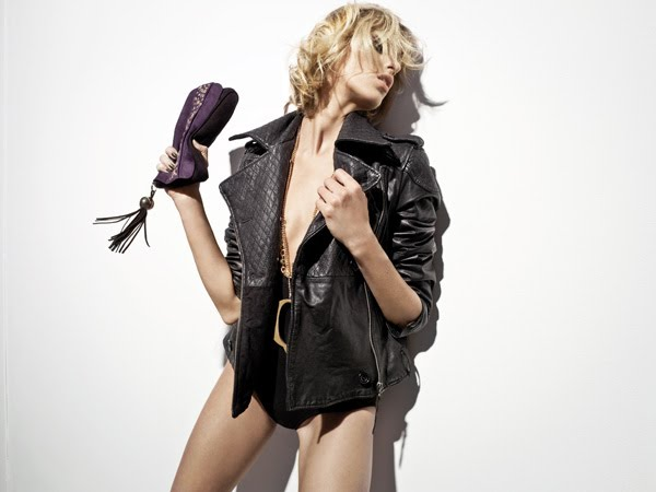 Anja Rubik for QUAZI by Artur Wesolowski 02