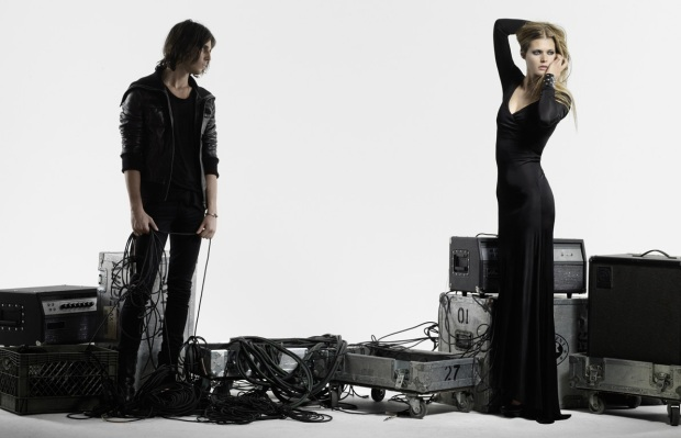 Vladimir Roitfeld and Malgosia Bela for Rock & Republic 00