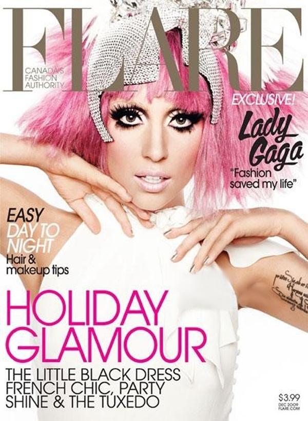 Lady Gaga by Max Abadian GOT SIN 01