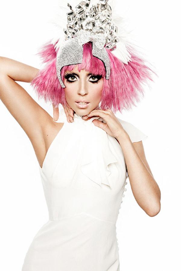 Lady Gaga by Max Abadian GOT SIN 03