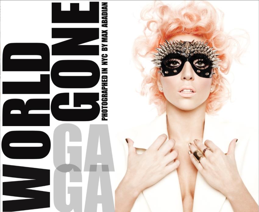 Lady Gaga by Max Abadian GOT SIN 04