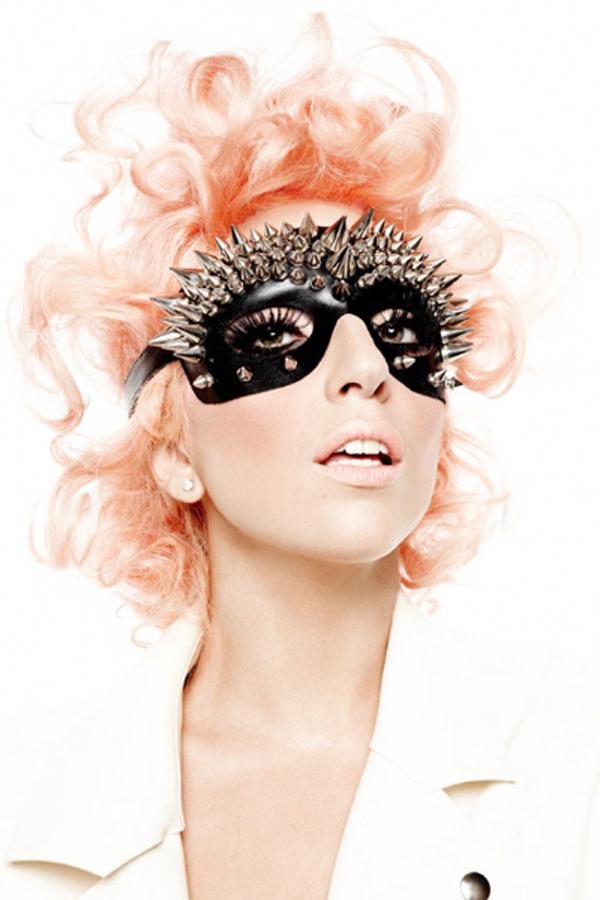 Lady Gaga by Max Abadian GOT SIN 05