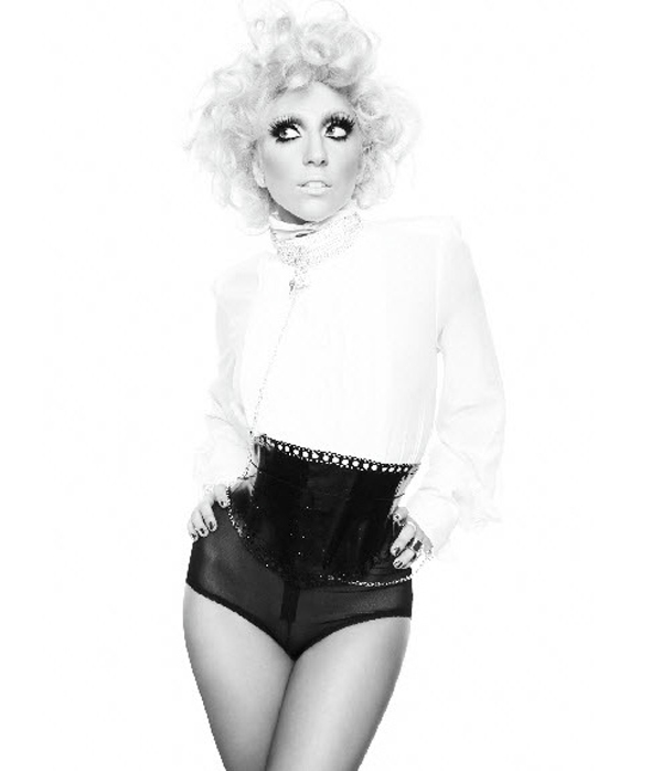 Lady Gaga by Max Abadian GOT SIN 06