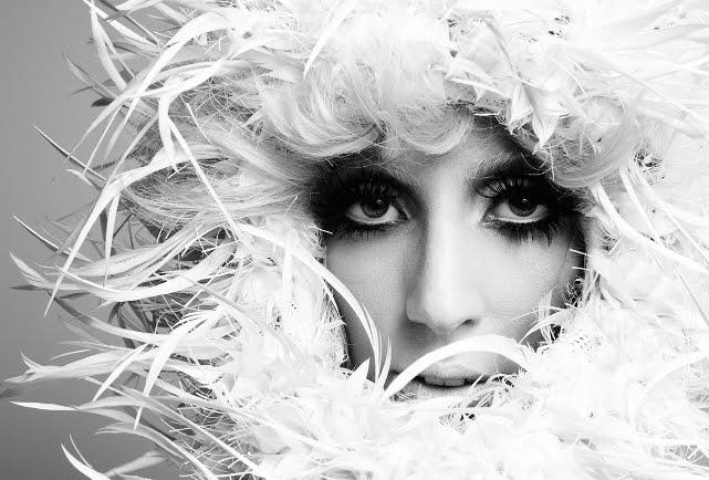 Lady Gaga by Max Abadian GOT SIN 07