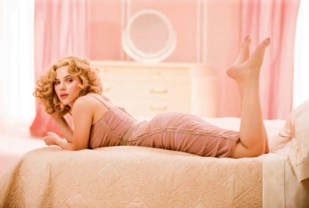 Scarlett Johansson for Dolce & Gabbana Fragrance 02