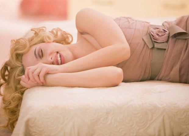 Scarlett Johansson for Dolce & Gabbana Fragrance 04