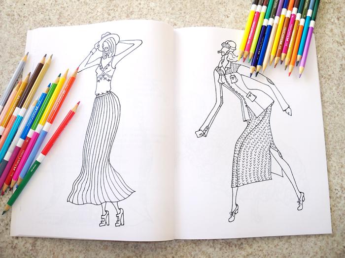 Livros Color Me Trendy Para Quem Ama Moda Got Sin