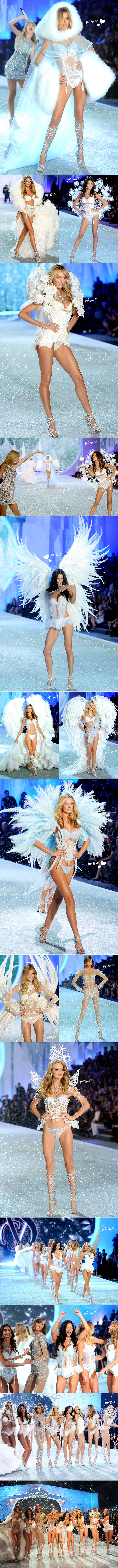 desfile-victorias-secret-fashion-show-blog-got-sin-snow-angels-3d-print-doutzen-kroes-adriana-lima-candice-swanepoel-taylor-swift-lingerie-azul-branca
