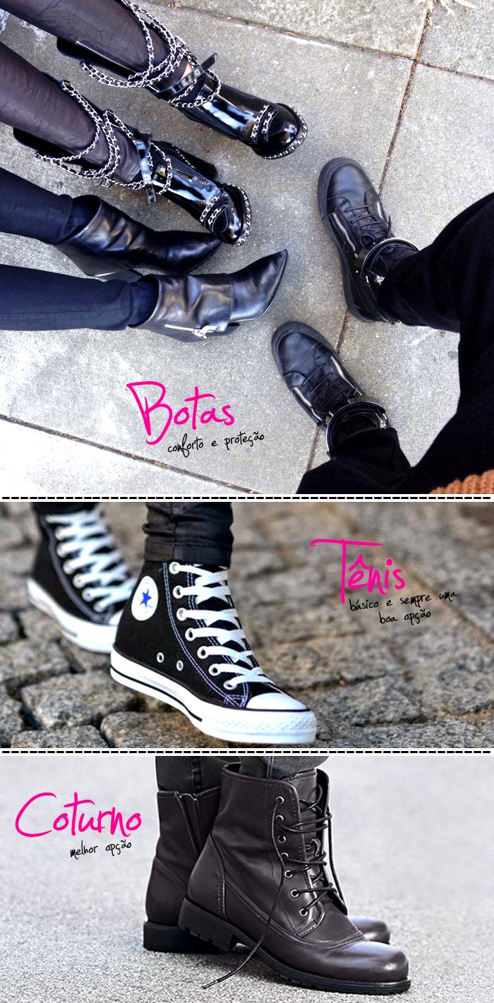 o que usar show de rock guns n roses botas coturno tenis sapatos blog got sin