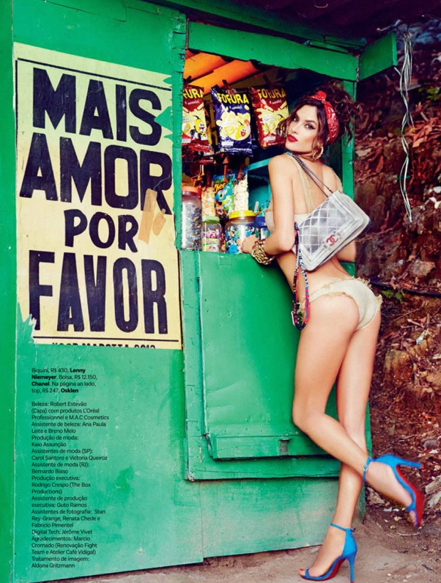 blog got sin editorial moda alessandra-ambrosio-by-ellen-von-unwerth-for-vogue-brazil-september-2014-04