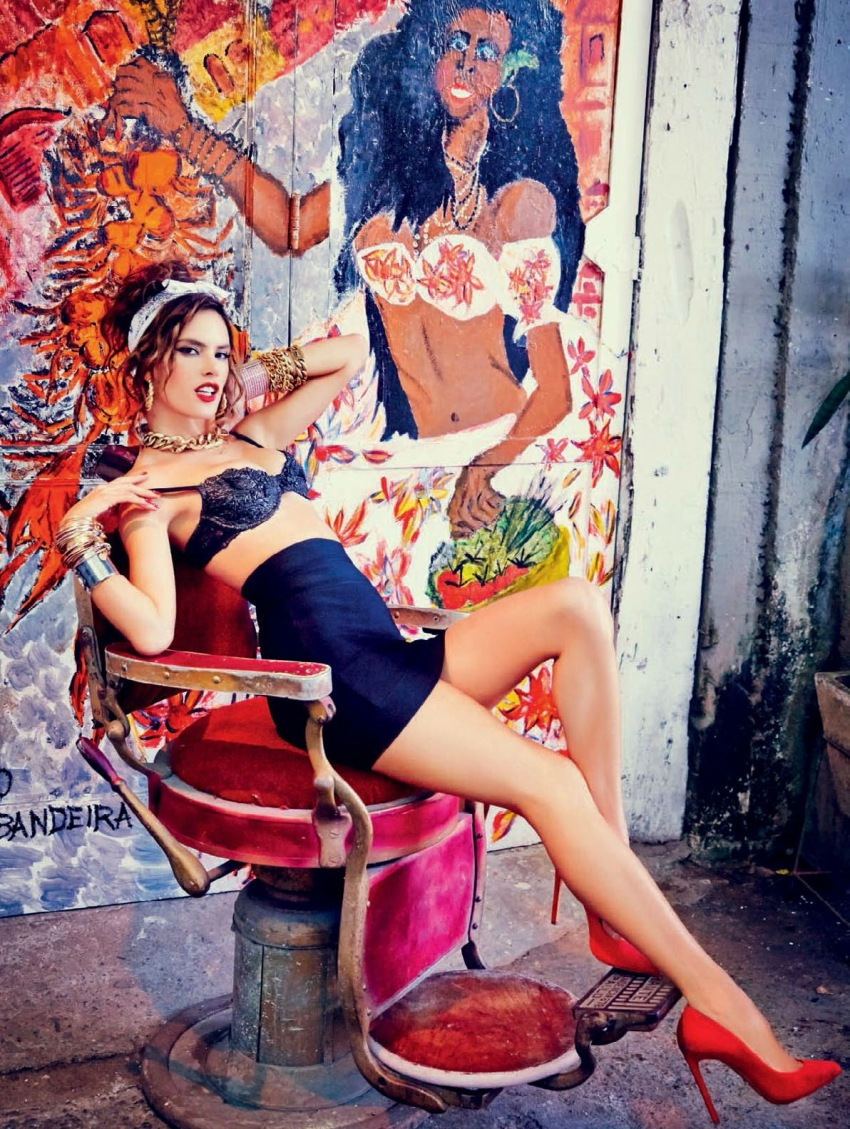blog got sin editorial moda alessandra-ambrosio-by-ellen-von-unwerth-for-vogue-brazil-september-2014-07