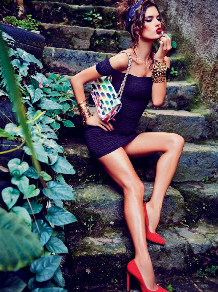 blog got sin editorial moda alessandra-ambrosio-by-ellen-von-unwerth-for-vogue-brazil-september-2014-08