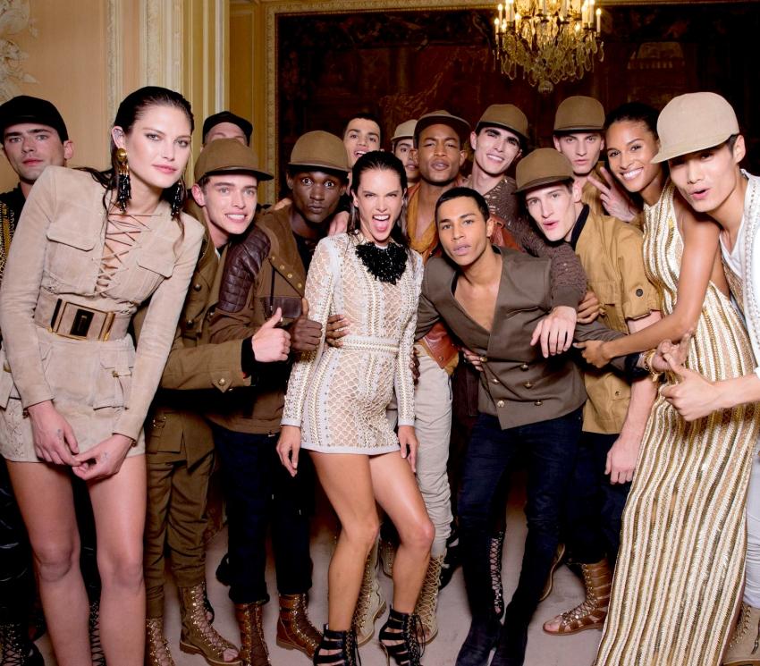 balmain desfile primavera verão 2016 safari blog moda tendencia got sin