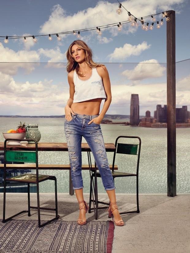 Gisele Bundchen Colcci Verão 2016 Sean OPry campanha Nova York blog got sin 13