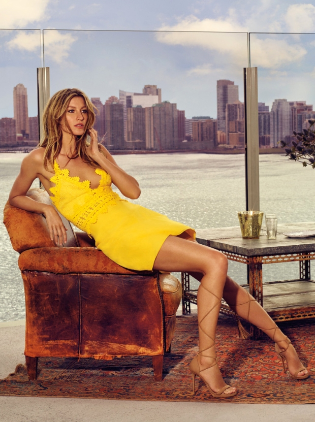 Gisele Bundchen Colcci Verão 2016 Sean OPry campanha Nova York blog got sin 16