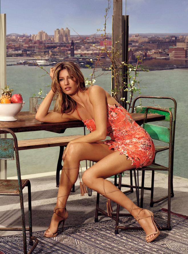 Gisele Bundchen Colcci Verão 2016 Sean OPry campanha Nova York blog got sin 18