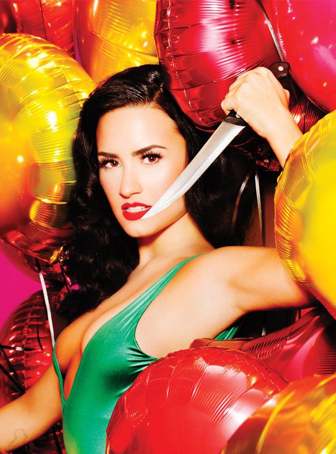 Demi Lovato revista Complex balao pinup blog got sin 02