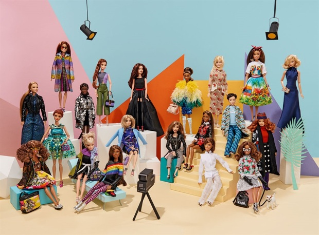 Barbie global beauty beleza global cutstomizadas vogue italia estilistas italianos blog got sin 01
