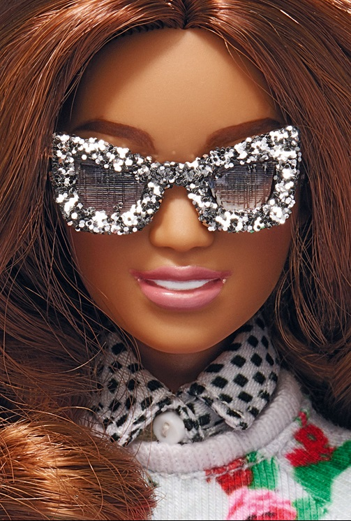 Barbie global beauty beleza global cutstomizadas vogue italia estilistas italianos blog got sin 11