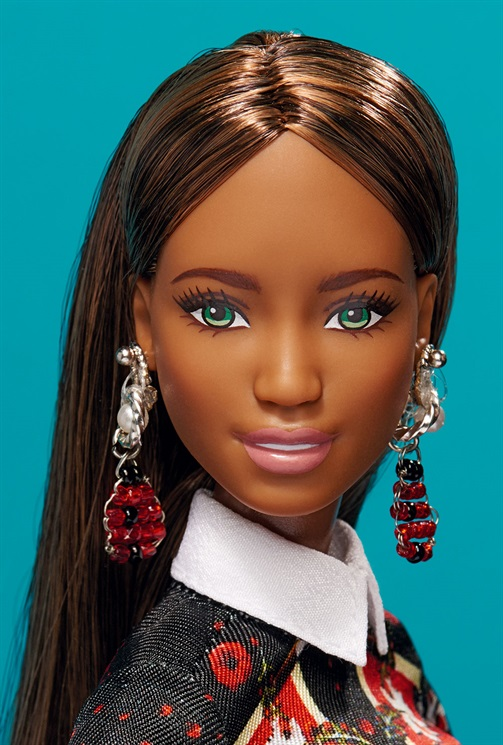 Barbie global beauty beleza global cutstomizadas vogue italia estilistas italianos blog got sin 41