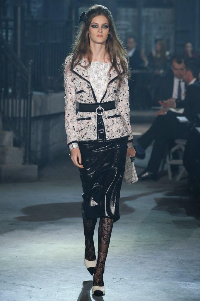 chanel pre fall 2016 moda e cinema 60s desfile blog got sin 08