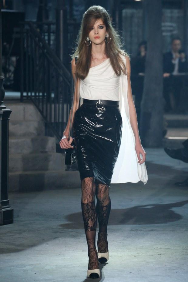 chanel pre fall 2016 moda e cinema 60s desfile blog got sin 11