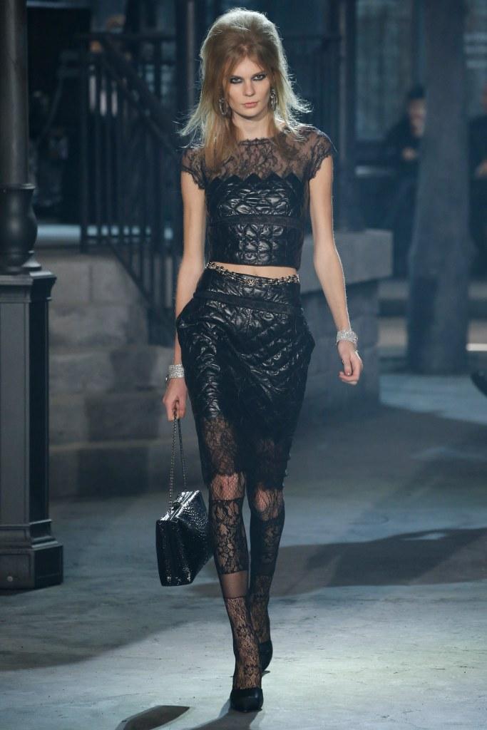 chanel pre fall 2016 moda e cinema 60s desfile blog got sin 12