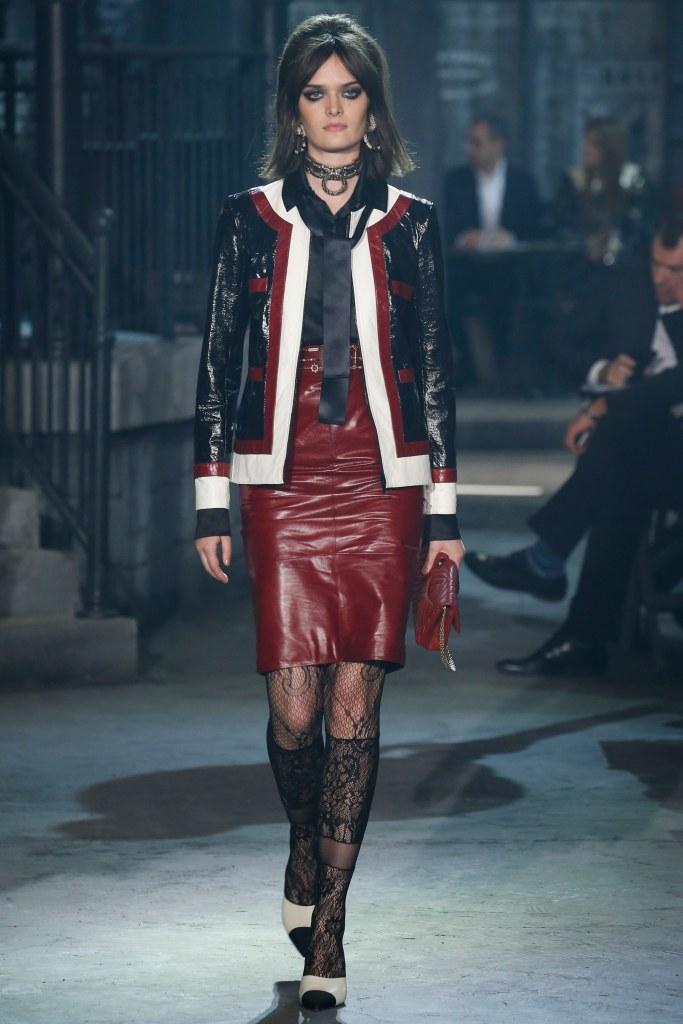 chanel pre fall 2016 moda e cinema 60s desfile blog got sin 15