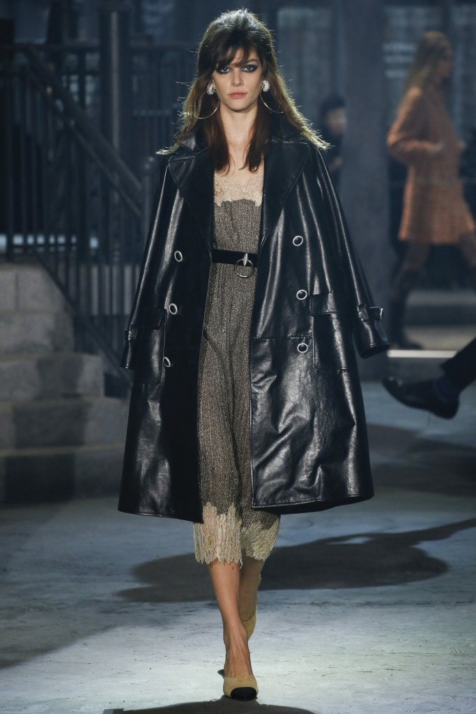 chanel pre fall 2016 moda e cinema 60s desfile blog got sin 20