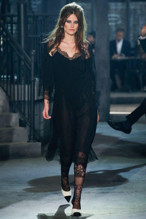 chanel pre fall 2016 moda e cinema 60s desfile blog got sin 21