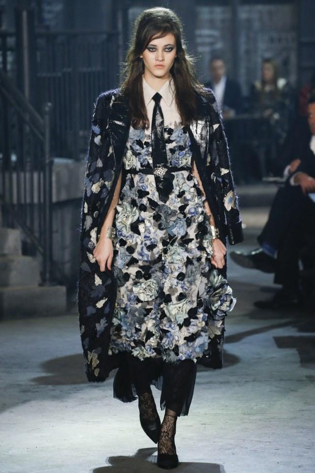 chanel pre fall 2016 moda e cinema 60s desfile blog got sin 24