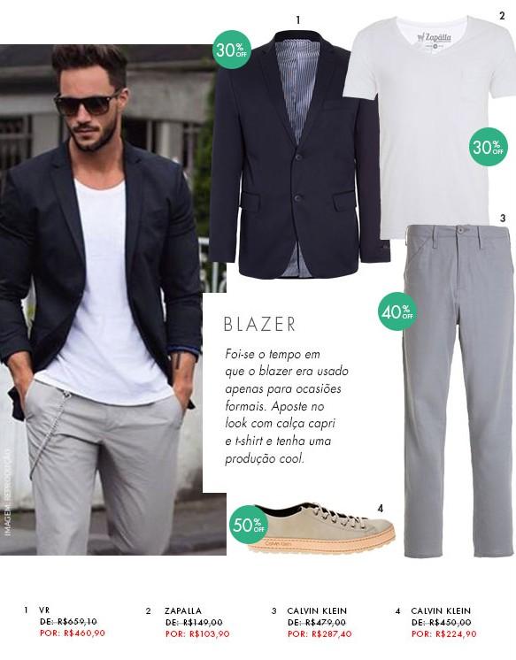 moda masculina dica de looks para homens blazer blog got sin
