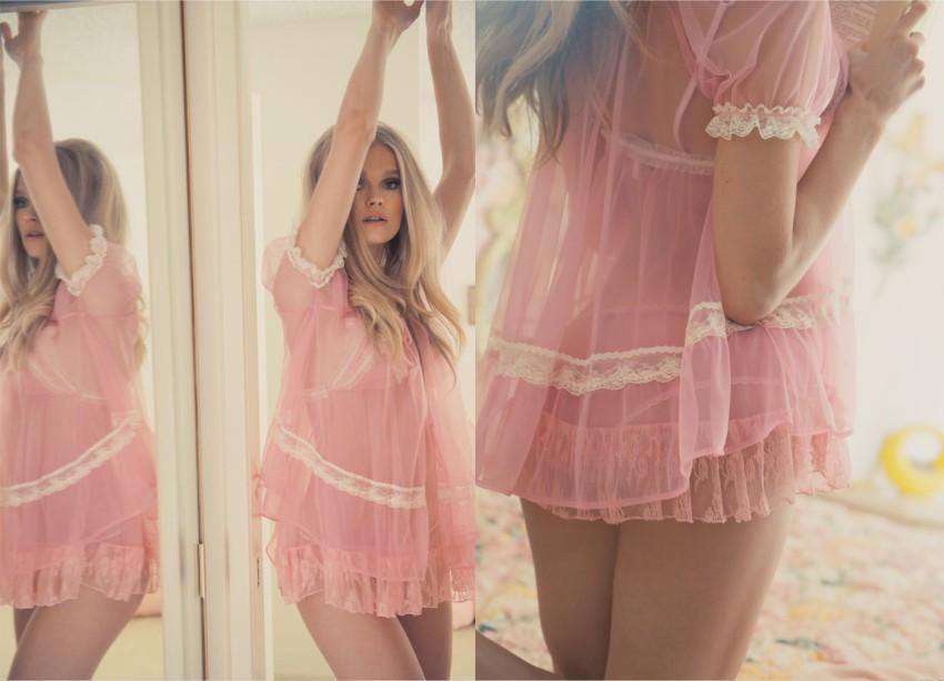 wildfox beverly hills lingerie rosa pink blog got sin 05