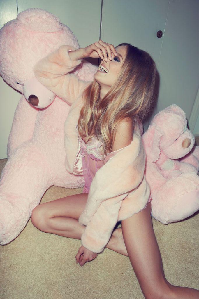 wildfox beverly hills lingerie rosa pink blog got sin 08
