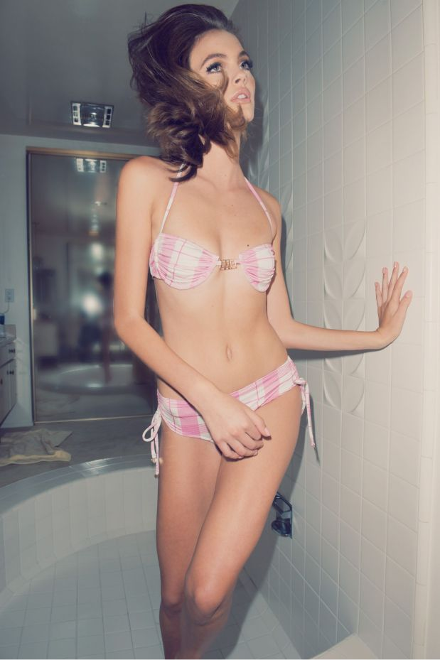 wildfox beverly hills lingerie rosa pink blog got sin 15