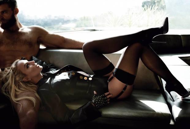 Britney Spears V Magazine photoshoot Mario Testino blog got sin 03