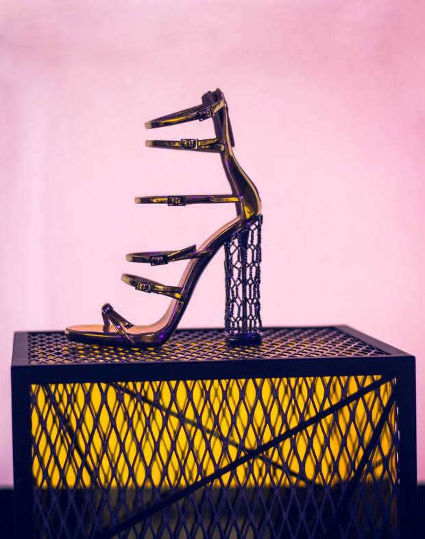 Giuseppe Zanotti sandália cage wire salto jaula punk blog got sin 01