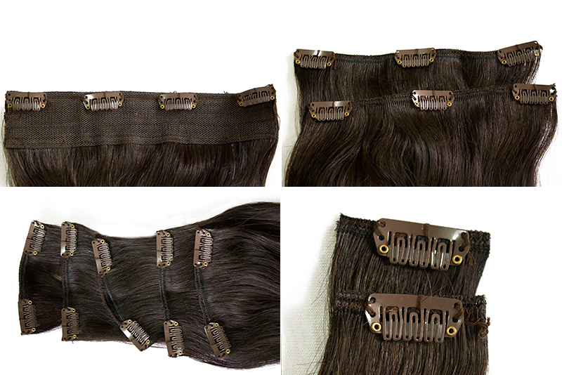 irresistible me aplique de cabelo tic tac royal remi hair chocolate brown hair extensions clips blog got sin 05