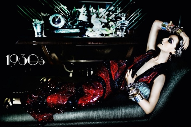 03-Vogue-UK-junho-2016-–-Erin-OConnor-por-Mario-Testino-Décadas-–-1930s