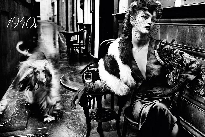 04-Vogue-UK-junho-2016-–-Jean-Campbell-por-Mario-Testino-Décadas-–-1940s