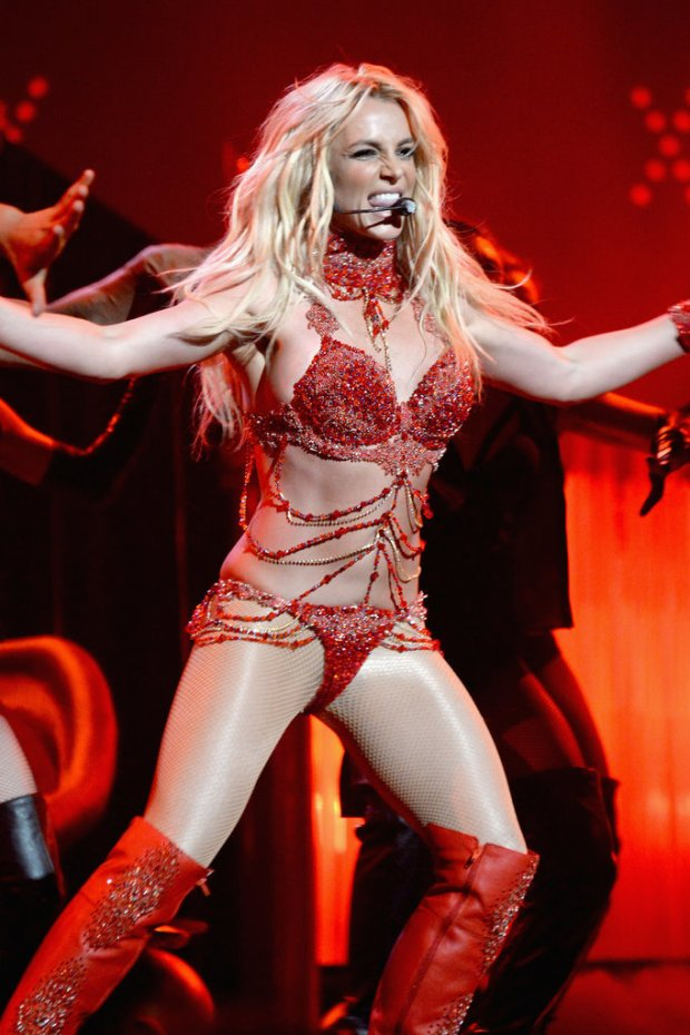 Britney Spears Billboard Music Awards 2016 blog got sin 11