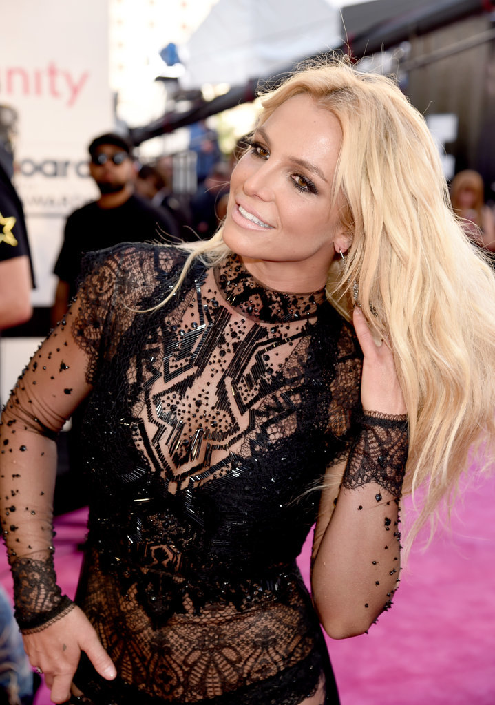 Britney Spears Billboard Music Awards 2016 - look Reem Acra - Millenium Award - blog got sin 11
