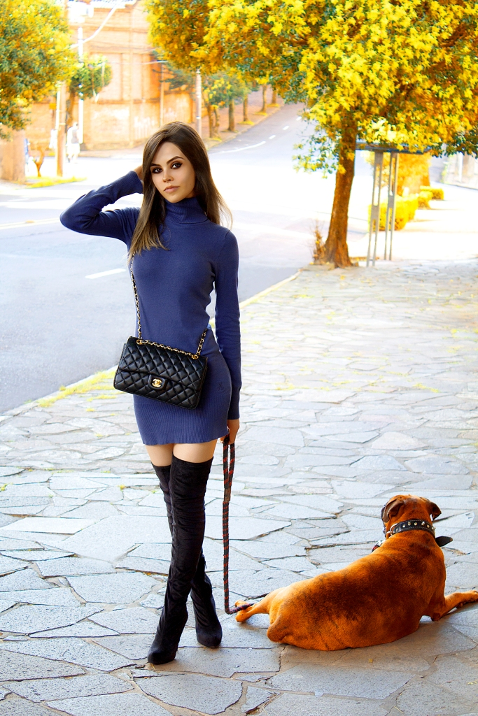sininhu-sylvia-santini-meu look-sweater-dress-gola-alta-over-the-knee-chanel-moda-fashion-trend-tendência-blog-got-sin-05