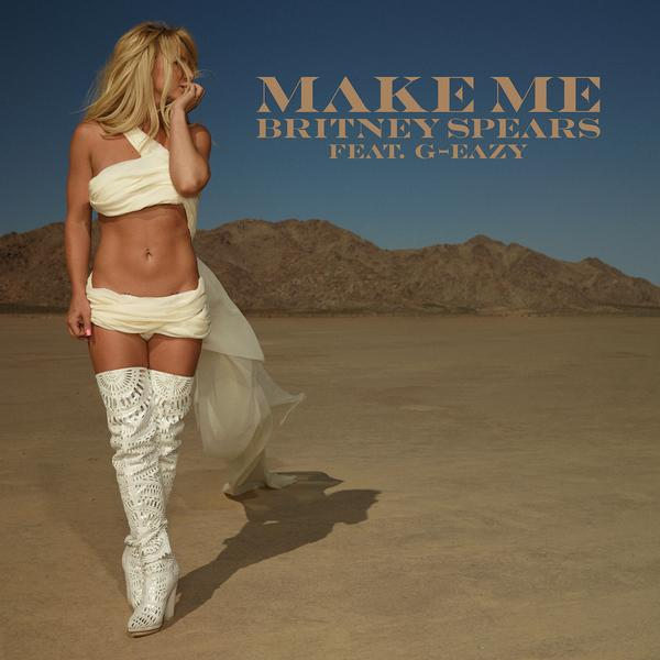 britney spears single cover capa make me ohh música nova lançamento blog got sin