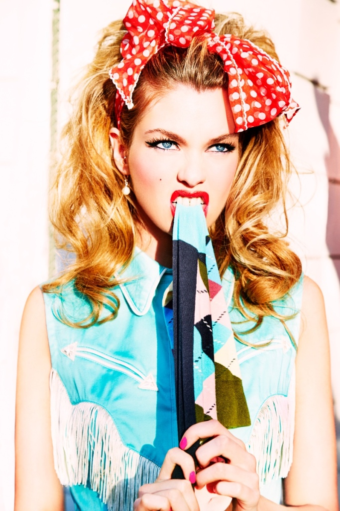 ellen-von-unwerth-happy-socks-stella-maxwell-pin-up-fotografia-de-moda-blog-got-sin-04