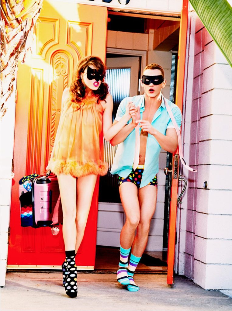 ellen-von-unwerth-happy-socks-stella-maxwell-pin-up-fotografia-de-moda-blog-got-sin-18
