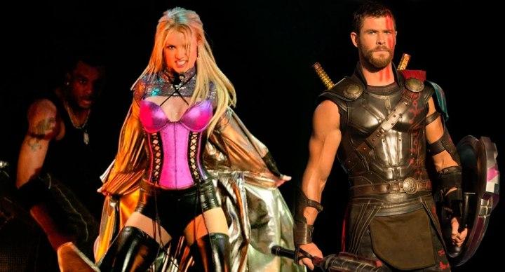 Toxic da Britney Spears faz toda cena de luta ficarmelhor!