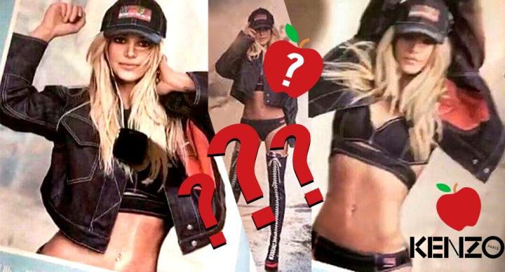 Kenzo x Britney – o que se sabe atéagora?
